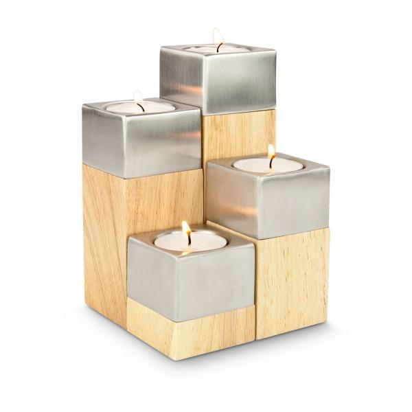 4er Teelicht-Set // Luce
