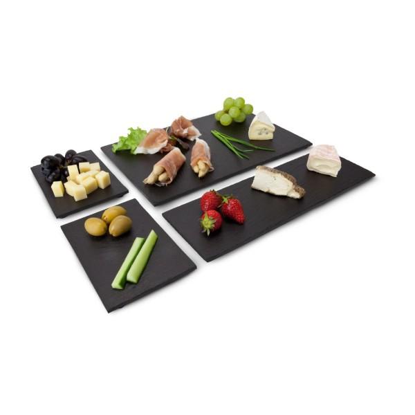Schieferplatten-Set // Tapas Ardesia